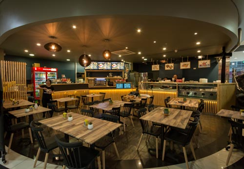 Cafe Fitouts Melbourne
